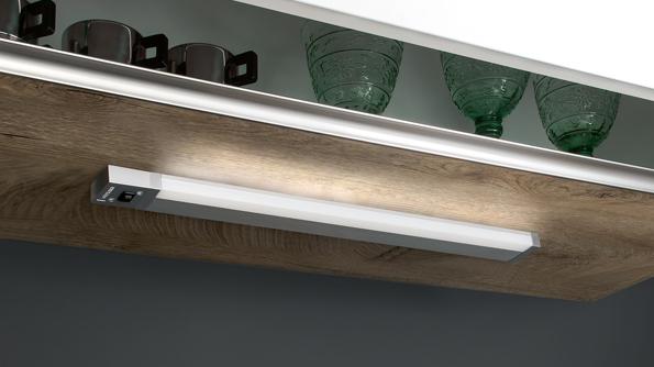 Baukastensystem zur Konfiguration individueller LED-Leuchten